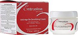Düfte, Parfümerie und Kosmetik Regenerierende Anti-Aging Gesichtscreme 50+ - Embryolisse Anti-age Redensifiante Cream