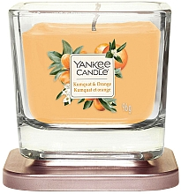Düfte, Parfümerie und Kosmetik Duftkerze im Glas Elevation Kumquat & Orange - Yankee Candle Elevation Kumquat & Orange