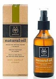 Bio-Massageölmischung - Apivita Organic oil blend — Bild N1