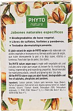 Naturseife mit Argan für alle Hauttypen - Luxana Phyto Nature Argan Soap — Bild N3