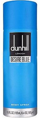 Alfred Dunhill Desire Blue - Körperspray — Bild N1