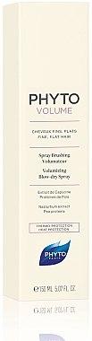 Haarspray für Volumen mit Thermoschutz und Kapuzinerkresse-Extrakt - Phyto Volume Spray Brushing Volumateur — Bild N2