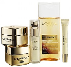Regenerierende Tagescreme - L'Oreal Paris Age Perfect Cell Renew Day Cream — Bild N2