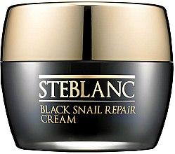 Düfte, Parfümerie und Kosmetik Gessichtscreme - Steblanc Black Snail Repair Cream