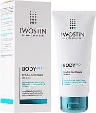 Düfte, Parfümerie und Kosmetik Feuchtigkeitsspendende Körperemulsion für trockene und empfindliche Haut - Iwostin Body Pro Moisturizing Body Emulsion