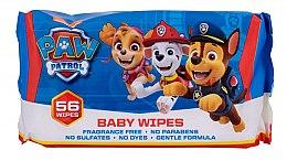 Düfte, Parfümerie und Kosmetik Baby Feuchttücher 56 St. - Nickelodeon Paw Patrol Baby Wipes
