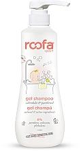 Düfte, Parfümerie und Kosmetik Gel-Shampoo mit Ringelblume und Panthenol für Babys und Kinder - Roofa Calendula & Panthenol Gel-Shampoo