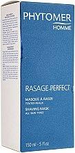 Düfte, Parfümerie und Kosmetik Rasiermaske - Phytomer Homme Rasage Perfect Shaving Mask