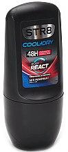 Düfte, Parfümerie und Kosmetik Deo Roll-on Antitranspirant - STR8 Body React