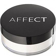 Düfte, Parfümerie und Kosmetik Mattierender langanhaltender Puder - Affect Cosmetics Fixing Powder Fix&Matt