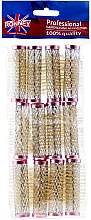 Düfte, Parfümerie und Kosmetik Drahtwickler 18/63 mm rosa - Ronney Wire Curlers
