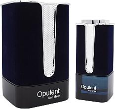 Düfte, Parfümerie und Kosmetik Al Haramain Opulent Sapphire - Eau de Parfum