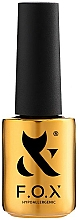 Düfte, Parfümerie und Kosmetik Gel-Nagellack - F.O.X Sphynx Cat Eye Gel Polish