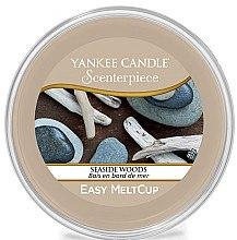 Düfte, Parfümerie und Kosmetik Tart-Duftwachs Seaside Woods - Yankee Candle Seaside Woods Scenterpiece Melt Cup