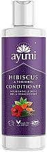 Düfte, Parfümerie und Kosmetik Conditioner mit Hibiskus und Kurkuma - Ayumi Hibiscus & Turmeric Conditioner