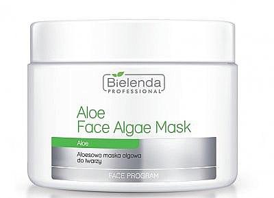 Algengelmaske für das Gesicht mit Aloe - Bielenda Professional Face Algae Mask with Aloe — Bild N1