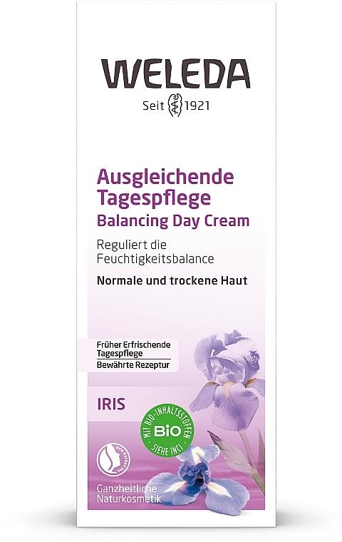 Erfrischende und feuchtigkeitsspendende Tagescreme mit Iris - Weleda Iris Tagescreme — Bild N3