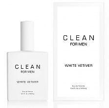 Düfte, Parfümerie und Kosmetik Clean White Vetiver Men - Eau de Toilette