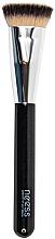 Düfte, Parfümerie und Kosmetik Foundationpinsel 4209 - Neess Flat Top