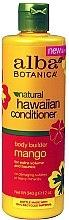 Düfte, Parfümerie und Kosmetik Schützende Haarspülung mit Mango und tropischen Ölen - Alba Botanica Natural Hawaiian Conditioner Body Builder Mango