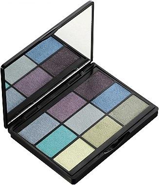 Lidschattenpalette - Gosh 9 Shades Eye Palette — Bild N1