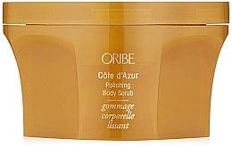 Düfte, Parfümerie und Kosmetik Oribe Cote d'Azur Polishing Body Scrub - Natürliches Körperpeeling mit Zucker