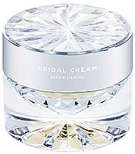 Düfte, Parfümerie und Kosmetik Regenerierende Gesichtscreme für straffe Haut - Missha Time Revolution Bridal Cream Repair Firming