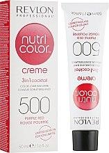 Düfte, Parfümerie und Kosmetik Färbender Conditioner 3in1 - Revlon Professional Nutri Color 3 in 1 Creme Limited Edition