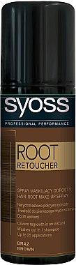 Sofort Ansatz-Kaschierspray - Syoss Root Retoucher Spray — Bild N1