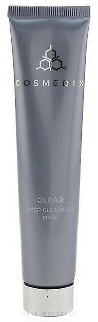Tiefenreinigende Gesichtsmaske - Cosmedix Clear Deep Cleansing Mask — Bild 30 g