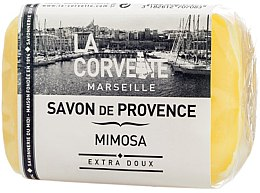 Düfte, Parfümerie und Kosmetik Seife Mimose - La Corvette Provence Soap Mimosa