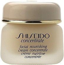 Düfte, Parfümerie und Kosmetik Pflegende Gesichtscreme - Shiseido Concentrate Facial Nourishing Cream