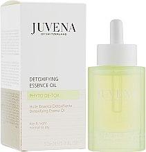 Antioxidatives und pflegendes Gesichtsöl für Tag und Nacht - Juvena Phyto De-Tox Detoxifying Essence Oil — Bild N1