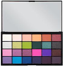 Düfte, Parfümerie und Kosmetik Lidschattenpalette - Makeup Revolution Life On The Dancefloor Sparklers Eyeshadow Palette