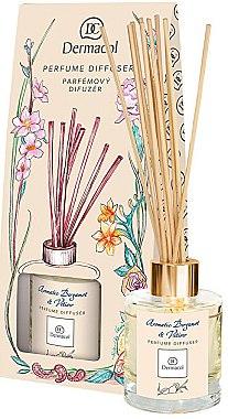 Raumerfrischer Aromatic Bergamot & Vetiver - Dermacol Aromatic Bergamot & Vetiver Perfume Diffuser — Bild N1