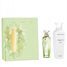 Düfte, Parfümerie und Kosmetik Adolfo Dominguez Azahar - Duftset (Eau de Toilette/125ml + Körperlotion/300ml)