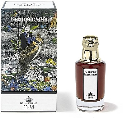 Penhaligon's The Uncompromising Sohan - Eau de Parfum — Bild N2