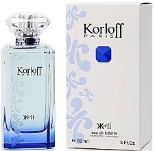Düfte, Parfümerie und Kosmetik Korloff Paris Kn°II - Eau de Toilette