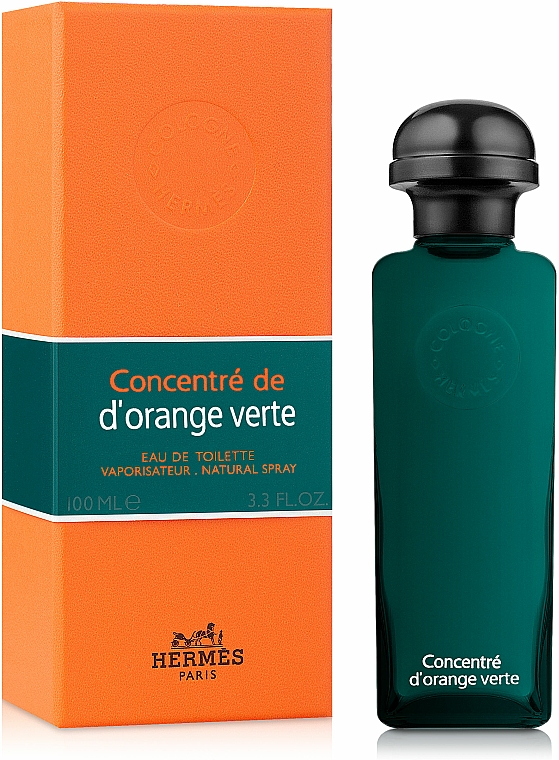 Hermes Concentré d'Orange Verte - Eau de Toilette — Bild N2