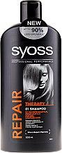 Düfte, Parfümerie und Kosmetik Farbschutz Shampoo für coloriertes Haar - Syoss Repair Therapy