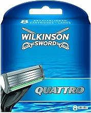 Düfte, Parfümerie und Kosmetik Ersatzklingen 8 St. - Wilkinson Sword Quatt