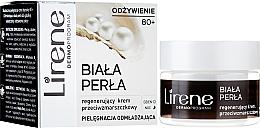 Düfte, Parfümerie und Kosmetik Regenerierende Anti-Falten Tages- und Nachtcreme 80+ - Lirene