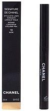 Düfte, Parfümerie und Kosmetik Langanhaltender wasserfester Eyeliner-Stift - Chanel Signature De Chanel Stylo Eyeliner