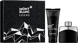 Düfte, Parfümerie und Kosmetik Montblanc Legend - Duftset (Eau de Toilette 50ml + Duschgel 100ml)