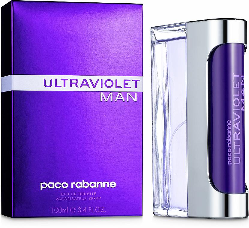 Paco Rabanne Ultraviolet Man - Eau de Toilette  — Bild N2