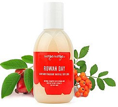 Düfte, Parfümerie und Kosmetik Natürliches Shampoo für trockenes Haar mit Vogelbeeren und Hagebutten - Uoga Uoga Rowan Day Shampoo