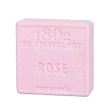 Düfte, Parfümerie und Kosmetik Seife Rose - Le Chatelard 1802 Soap Rose