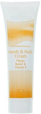 Hand- und Nagelcreme mit Mangobutter und Vitamin E - Dr. Sea Hands & Nails Cream — Bild N1