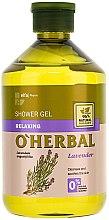 Düfte, Parfümerie und Kosmetik Beruhigendes Duschgel mit Lavendelextrakt - O'Herbal Relaxing Shower Gel