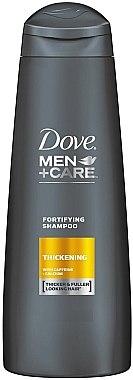 Kräftigendes Shampoo für feines, kraftloses Haar - Dove  — Bild N1